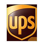 Off duty police UPS logo